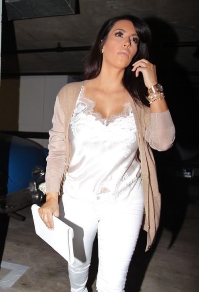 Kim Kardashian Lied About Fertility Issues To Gain Sympathy Like Khloe Kardashian? 0301