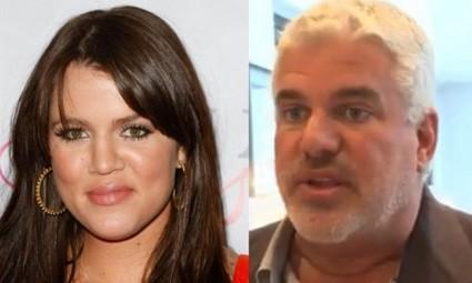 Khloe Kardashians father
