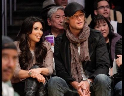 Halle Berry's Ex Gabriel Aubry Dating Kim Kardashian?