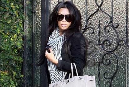 Kim Kardashian-Trout-Pout-New
