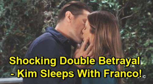General Hospital Spoilers: Liz's Devastating Double Betrayal – Franco and Kim Sleep Together, Crushing Blow to Friz