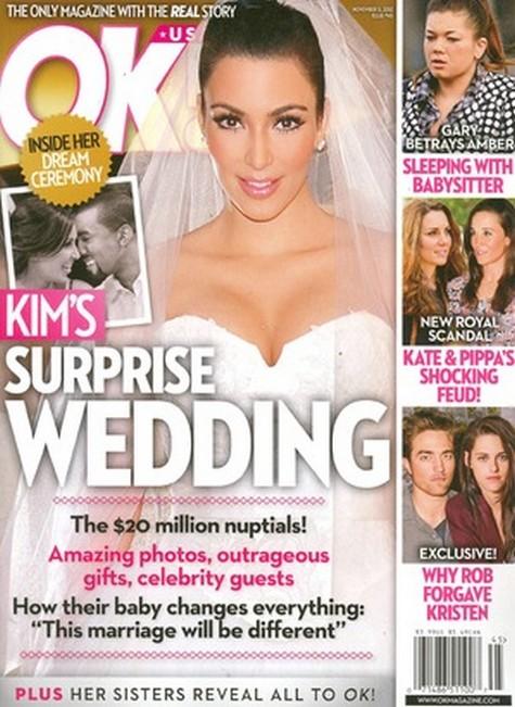 Is Kim Kardashian A Bigamist?