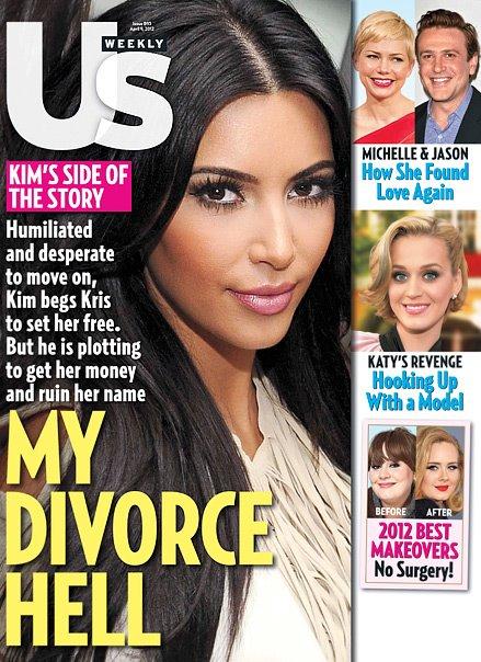 Kim Karadshian's Divorce Hell - Her Side Of The Story