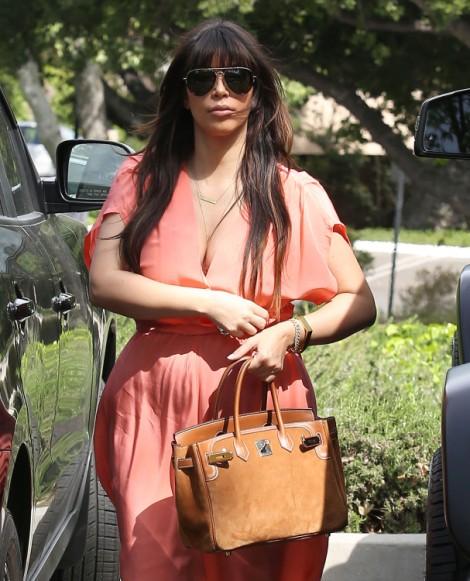 Kim Kardashian Signing Weight Watchers Deal - Is Kris Jenner A Genius? 0528