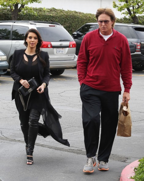Bruce Jenner Admits Kanye West Never Around Kim Kardashian Or Family (VIDEO) 0531