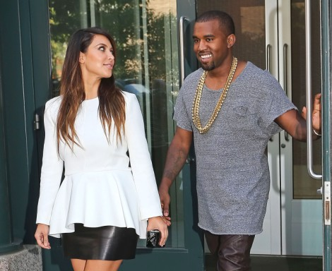 Kanye West And Kris Jenner Swell With Pride Over Kim Kardashian's Sex Tape 0905