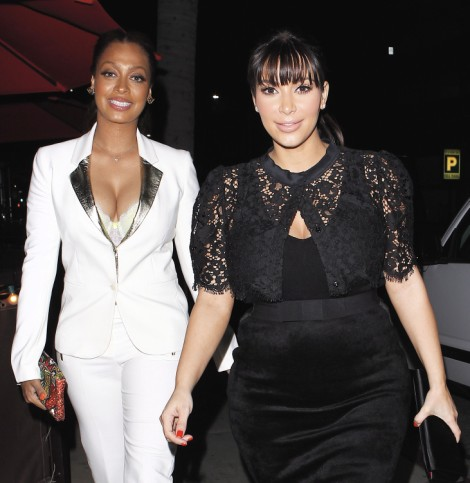 Kim Kardashian Planning Tummy Tuck After Baby So Kanye West Won't Cheat On Her! 0320
