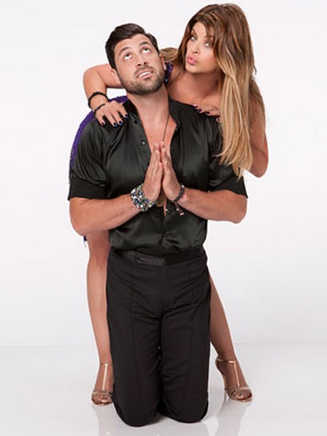 Kirstie Alley Dancing With The Stars All-Stars Fox Trot Performance Video 9/24/12