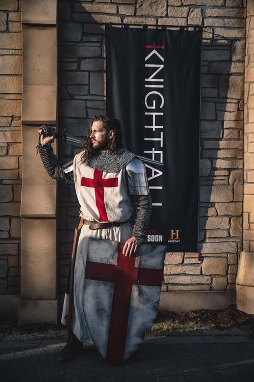 "Knightfall Premiere Recap 12/6/17: Season 1 Episode 1 ""You'd Know What to Do"""