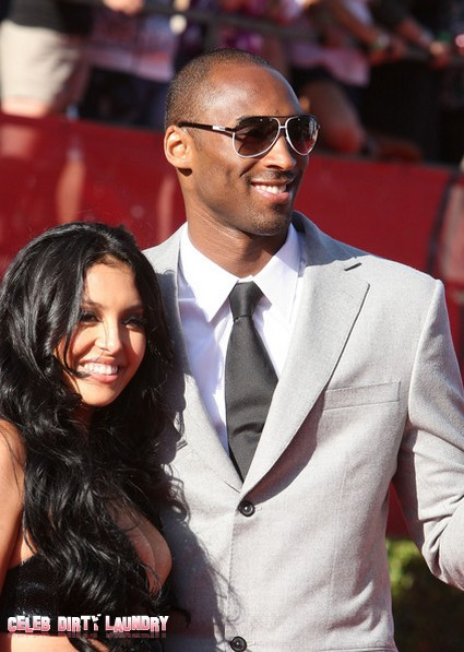 Kobe Bryant Struggling To Reconcile With His Wife