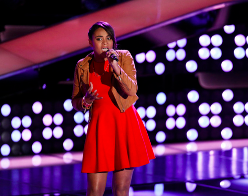 "WATCH Koryn Hawthorne Perform ""It's a Man's World"" on The Voice Finale Video 5/18/15"