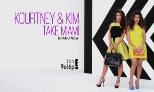 Kourtney and Kim Take Miami RECAP 3/17/13: Season 3 Episode 9