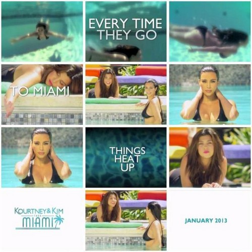 Kourtney and Kim Take Miami RECAP 3/24/13: Season 3 Episode 10