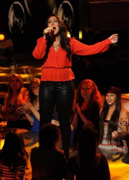 """Kree Harrison American Idol """"See You Again"""" Video 5/1/13"""
