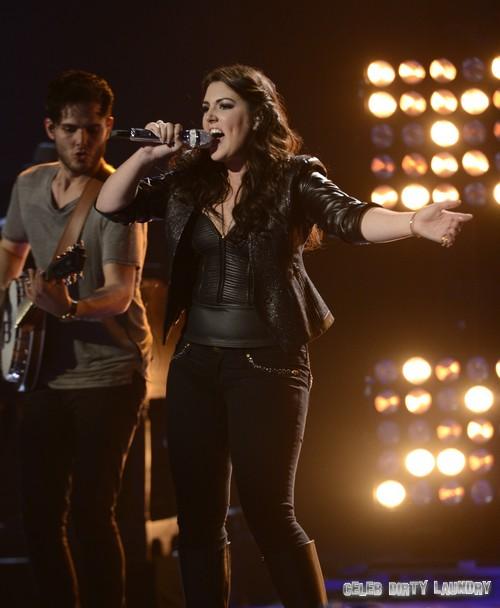 "Kree Harrison American Idol ""Up to the Mountain"" Video 5/15/13"