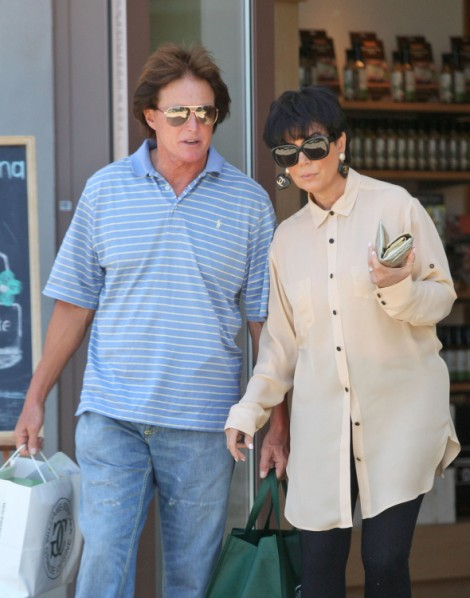 Kris Jenner Won't Let Bruce Jenner Divorce Her, She Fears It Will Ruin Family Business 1218