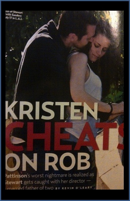 New Video Proves Kristen Stewart Cheating Photos Fake! (Video) 0913