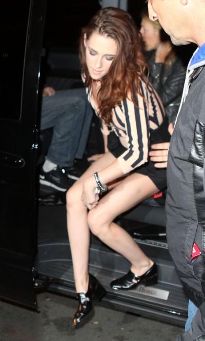 Is Kristen Stewart Lying About Having Sex With Rupert Sanders? (Photos) 0928