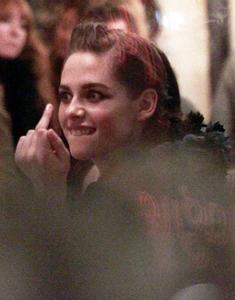 Kristen Stewart Answers Back After Robert Pattinson Split (PHOTO) 0524