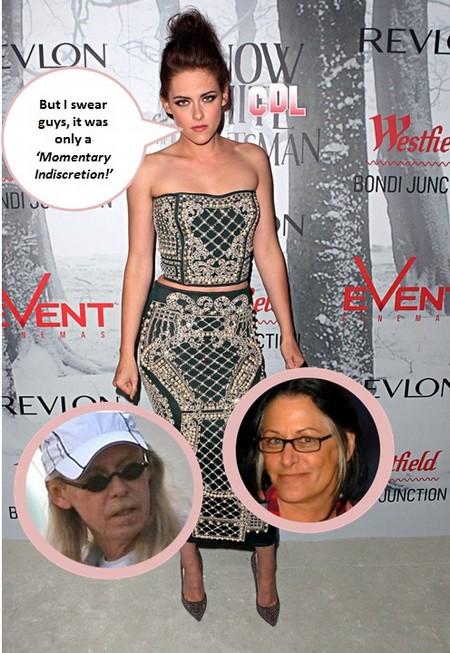 Even Kristen Stewart's Family Hates Her 0801