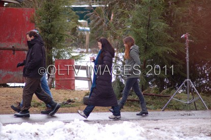 An Act Of God Delays Breaking Dawn Filming