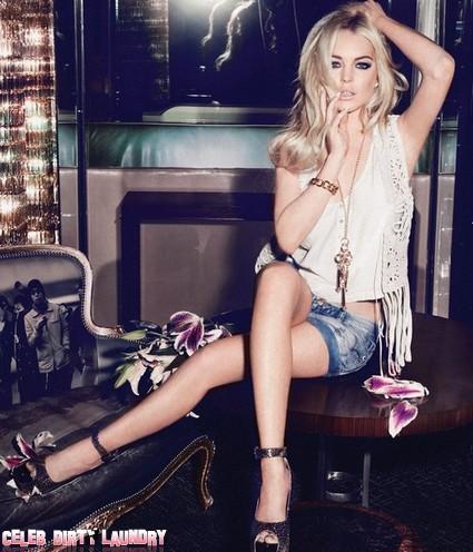 Lindsay Lohan Gets A New Job