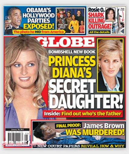 Princess Diana Had A Secret Daughter (Photo)