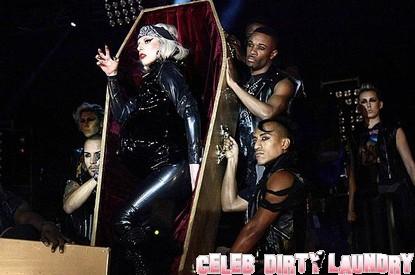 Lady Gaga Stuns Audience At BBC Radio 1's Big Weekend
