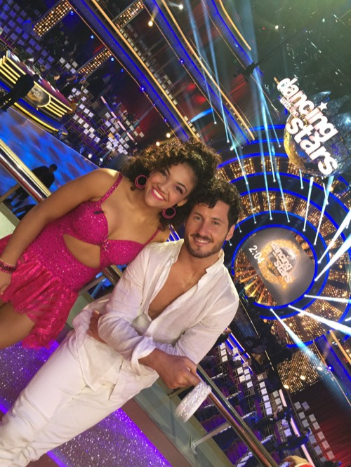 Laurie-Hernandez-DWTS-Video