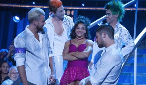 Laurie Hernandez Dancing With The Stars Rumba Video Season 23 Week 5 – 10/17/16 #DWTS