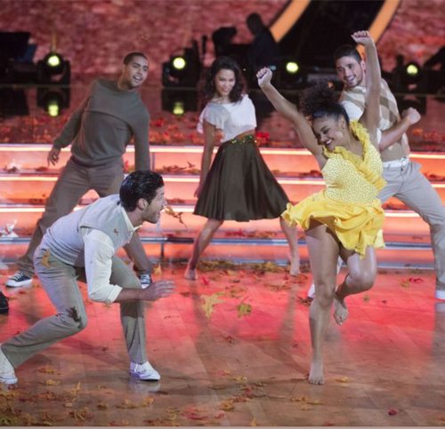 Laurie Hernandez Dancing With The Stars Video Season 23 Finale – 11/22/16 #DWTS