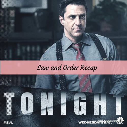 "Law & Order SVU Recap 4/26/17: Season 18 Episode 16 ""The Newsroom"""