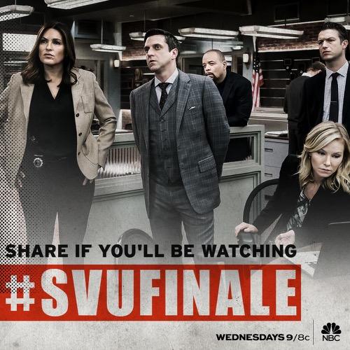 "Law & Order SVU Finale Recap 5/25/16: Season 17 Episode 23 ""Heartfelt Passages"""