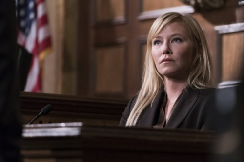 "Law & Order SVU Recap - Winter Premiere: Season 16 episode 10 ""Forgiven Rollins"""