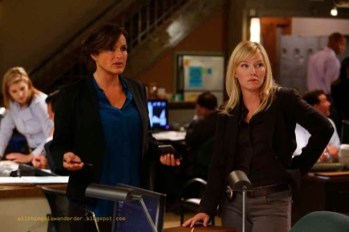 "Law & Order SVU Recap 10/8/14: Season 16 episode 3 ""Producers Backend"""