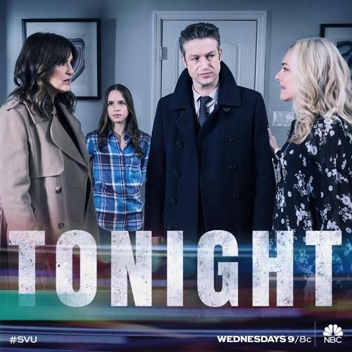 """Law & Order SVU Recap 3/7/18: Season 19 Episode 15 """"In Loco Parentis"""""""