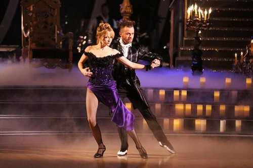 Lea Thompson & Artem Chigvintsev Dancing With the Stars Jazz Video Season 19 Week 8 #DWTS
