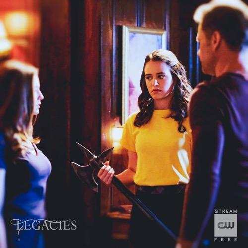 """Legacies Recap 11/08/18: Season 1 Episode 3 """"We're Being Punked, Pedro"""""""