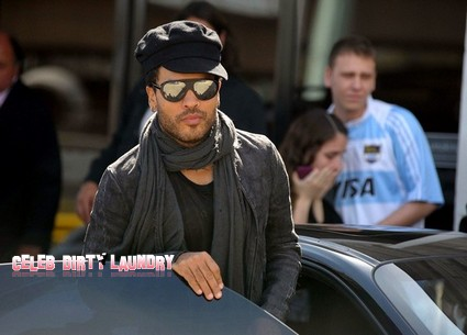Lenny Kravitz Forgave His Dad For Being a Serial Cheater