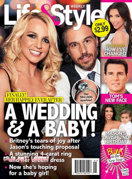 A Wedding And A Baby For Britney Spears (Photo)