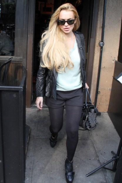 Lindsay Lohan Gets A New Roomie To Make Sam Ronson Jealous?