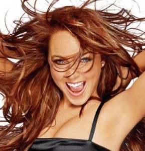 Lindsay Lohan in Top Secret Talks to Appear on DWTS!