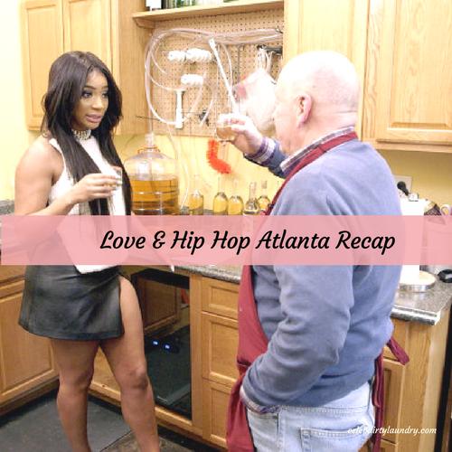 """ove & Hip Hop Atlanta Recap 4/17/17: Season 6 Episode 7 """"Grapes of Wrath"""""""