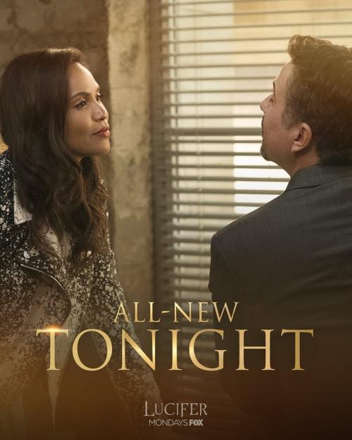 "Lucifer Recap 10/16/17: Season 3 Episode 3 ""Mr. and Mrs. Mazikeen Smith"""