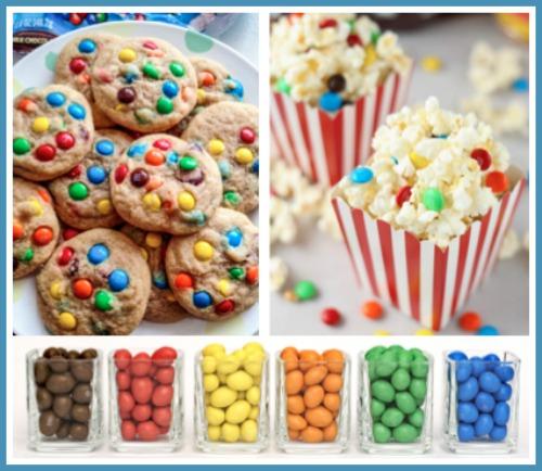 M&M'S Win Oscar Night Best Party Snack Award Again!
