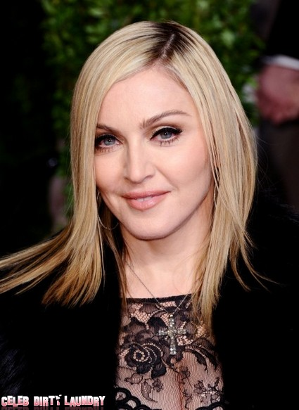 Madonna's Former Bodyguard Thrown In Jail