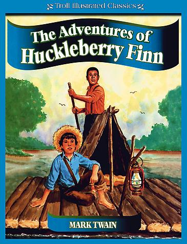 the major role of individualism in the adventures of huckleberry finn a novel by mark twain The adventures of huckleberry finn by mark twain begins with a reference to the book, the adventures of tom sawyer huck explains how he earned his fortune he and tom found robbers had hidden in a cave.