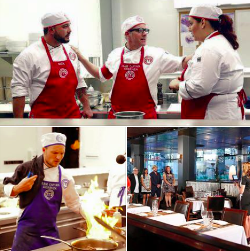 "MasterChef Recap 8/26/15: Season 6 Episode 16 ""The Restaurant Takeover"""