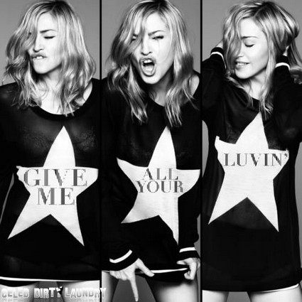 World Preview of New Madonna Video on American Idol