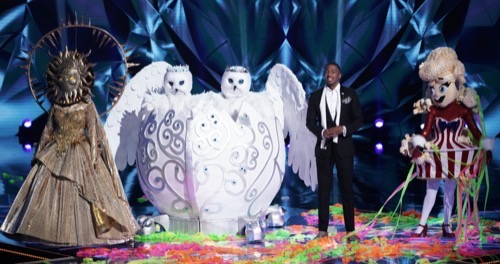 """The Masked Singer Recap 11/18/20: Season 4 Episode 9 """"The Group B Finals - The Mask Chance Saloon"""""""